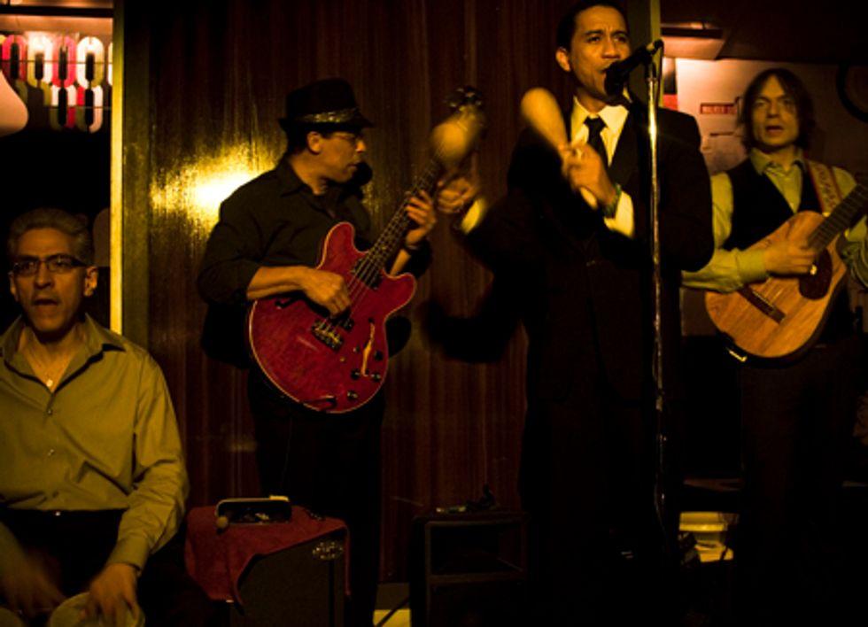 Grupo Irek Brings Some Cuban Magic to Thom Bar