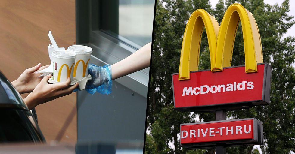 Woman's 'Spiteful' Revenge on Rude McDonald's Customer in Long Drive-Thru Line Goes Viral