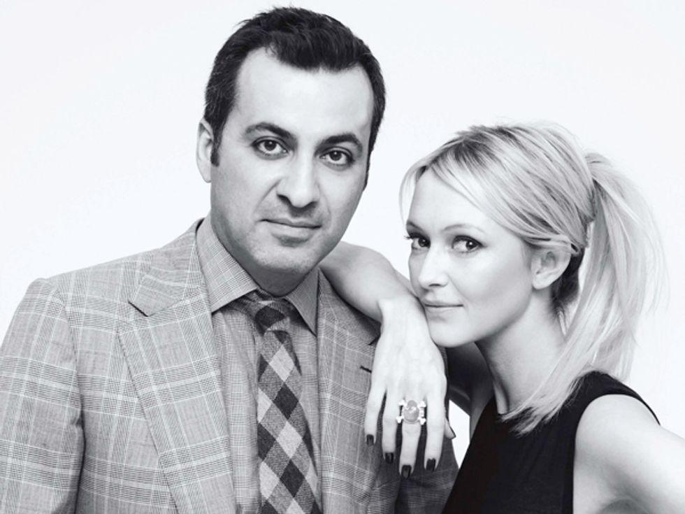 Beautiful People 2010: Mazdack & Zanna Rassi