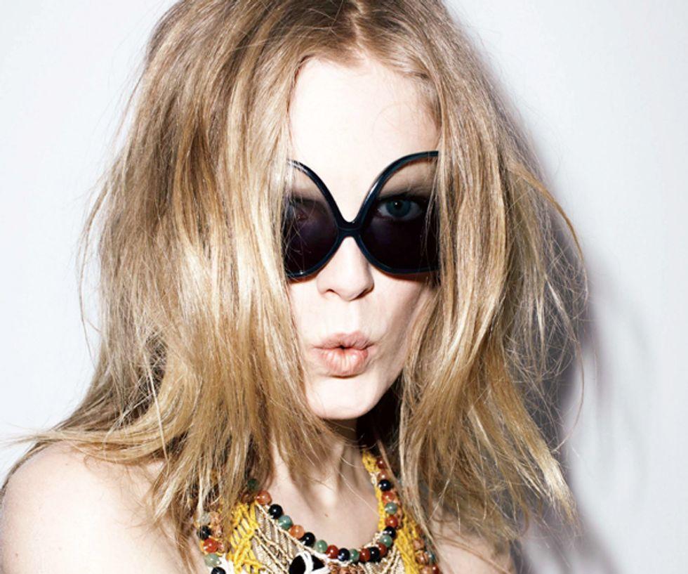 Beautiful People 2010: Hanne Gaby Odiele