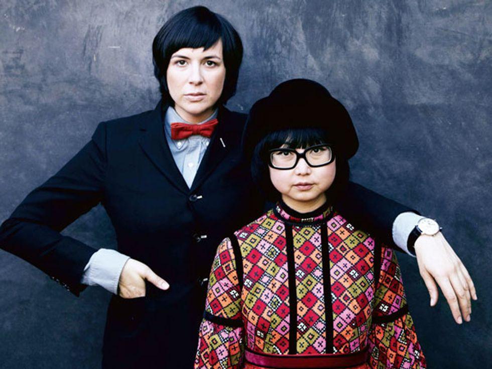 Beautiful People 2010: Autumn de Wilde & Shirley Kurata