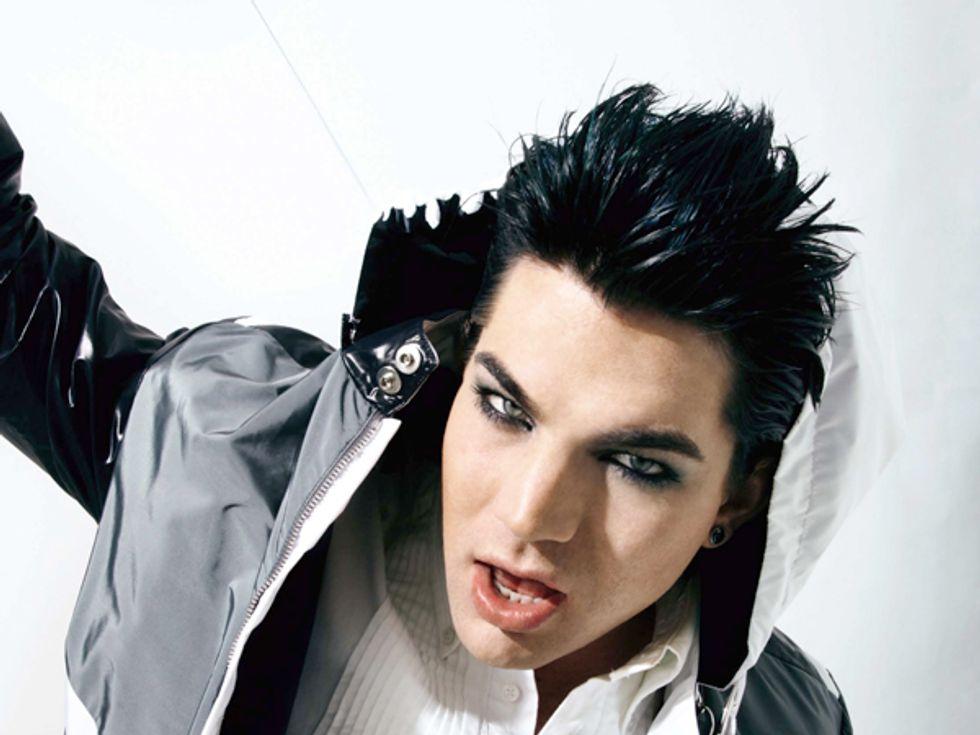 Beautiful People 2010: Adam Lambert