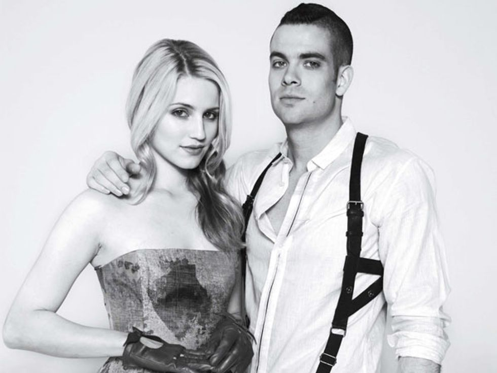 Beautiful People 2010: Dianna Agron & Mark Salling