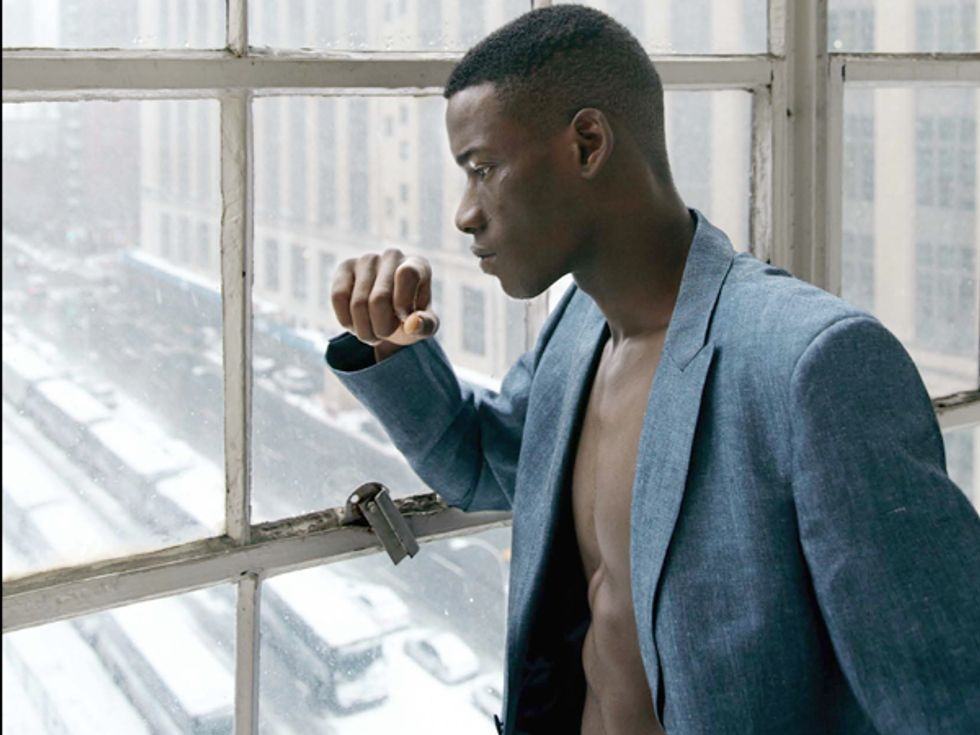 Beautiful People 2010: David Agobodji