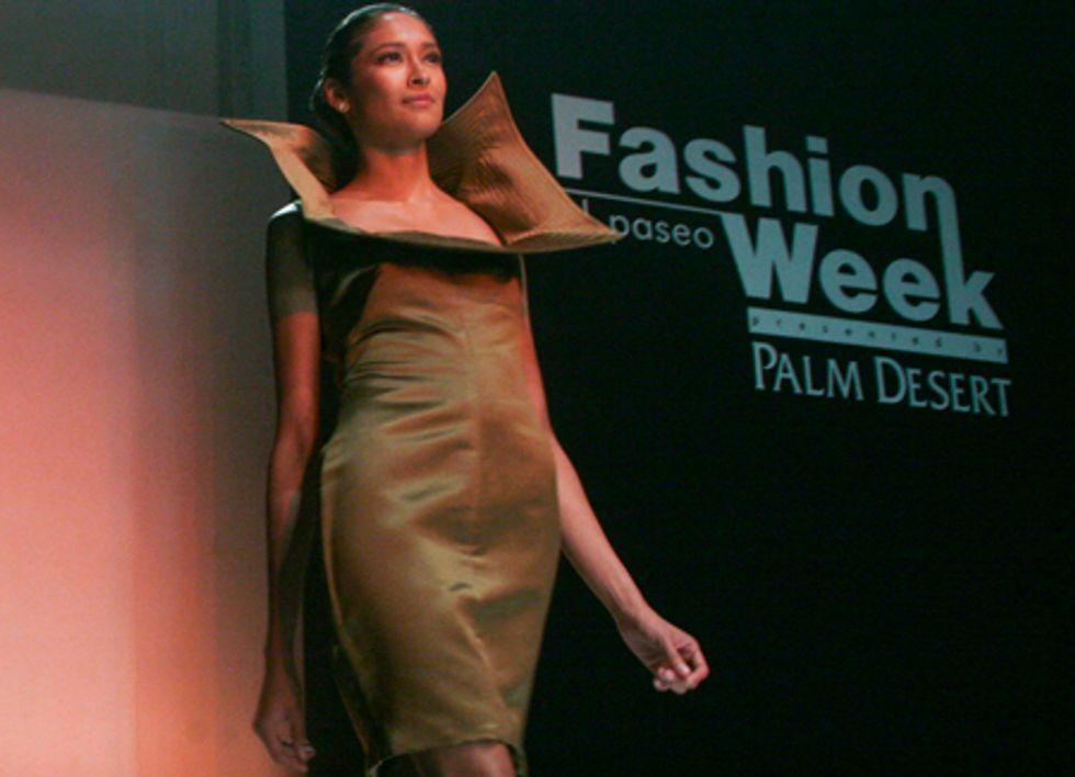 Palm Desert Fashion Week Report: Colleen Quen