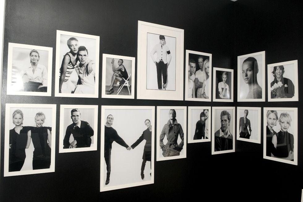 Peter Davis' Status Update: Please Do Not Photograph Photographer Bert Stern