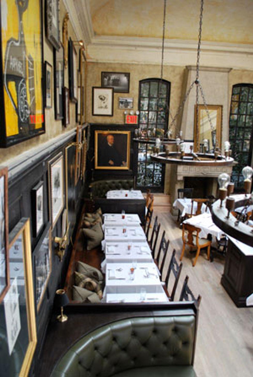 Restaurant Review: The Lion