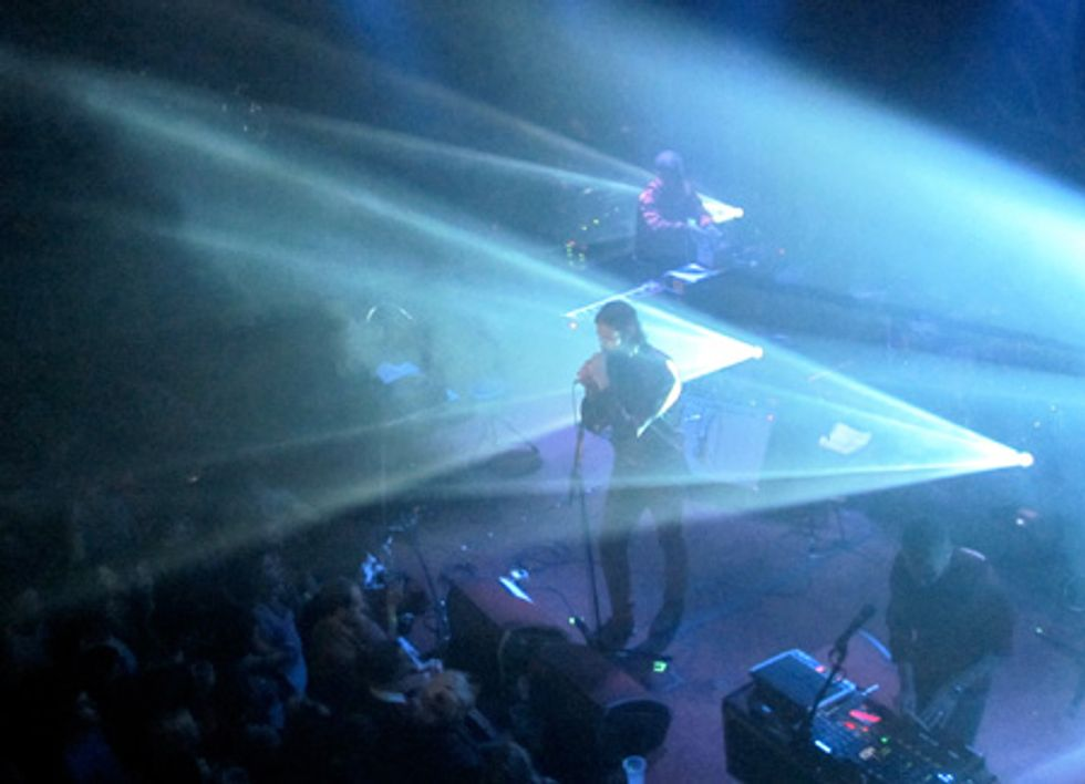 Miike Snow Briings The Dance Party to Music Hall of Williamsburg