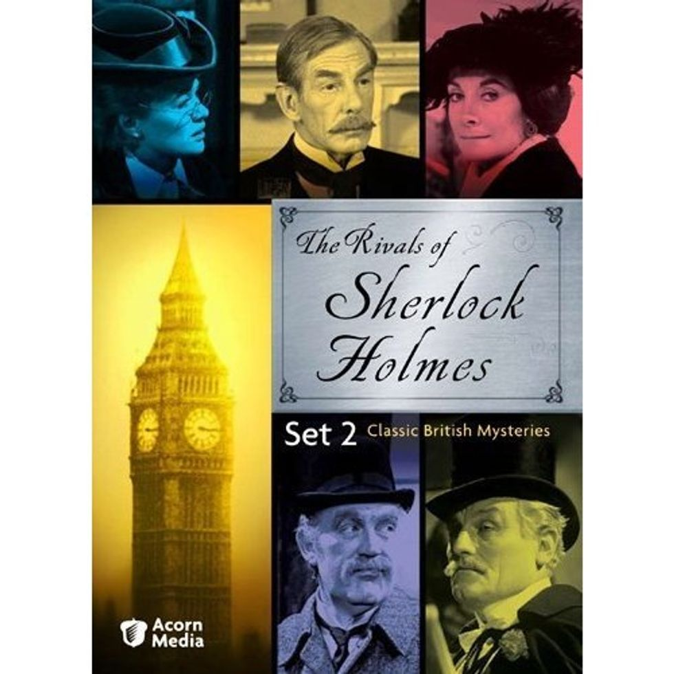 The Rivals Of Sherlock Holmes Set 2 On DVD!
