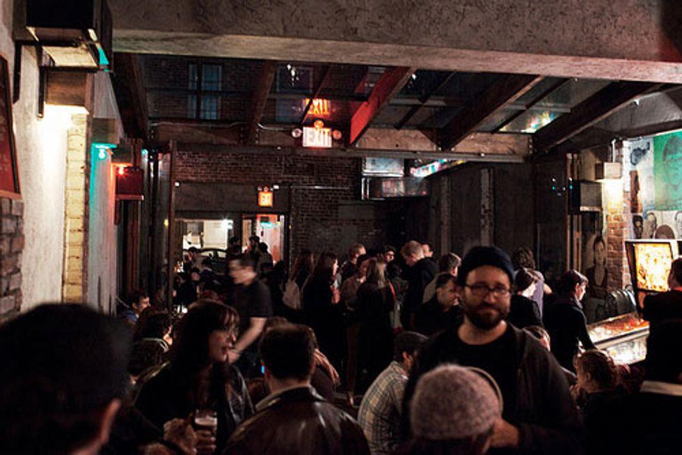 Mission Dolores: Bar Review