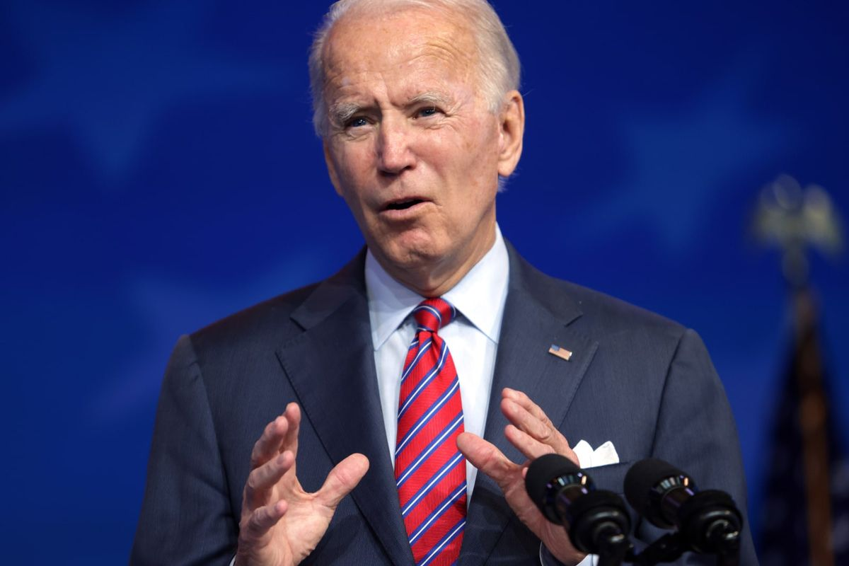 After Joe Biden vowed '$2,000 checks will go out the door' ahead of Georgia wins, relief plan reportedly includes just $1,400