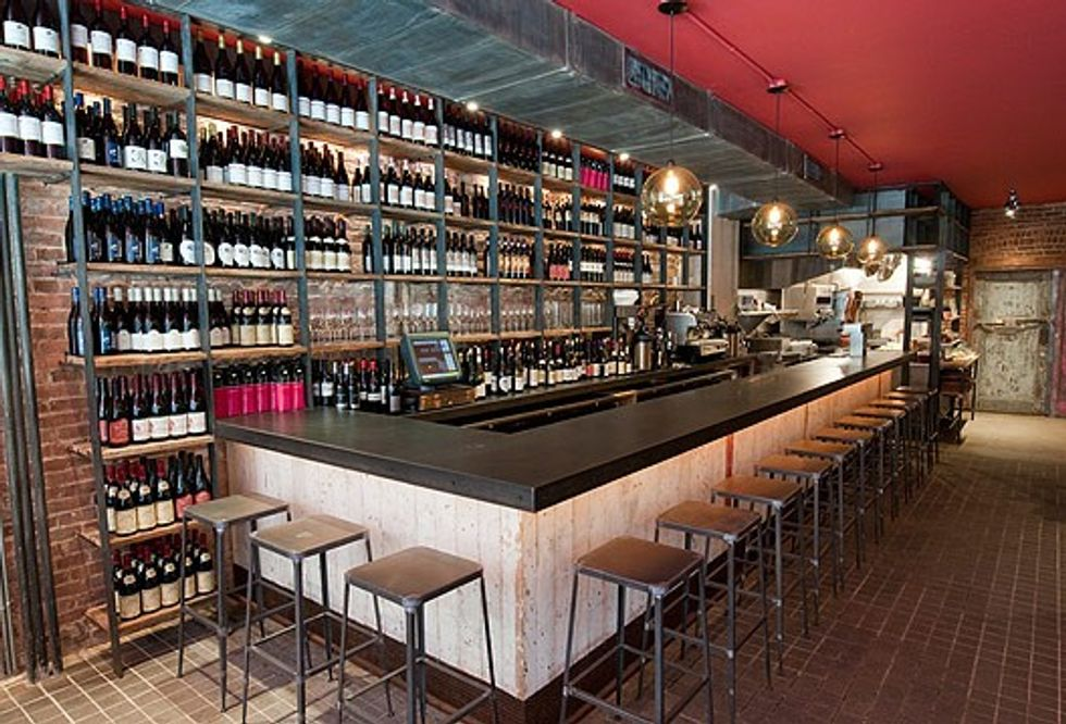 Bar Review: Terroir Tribeca