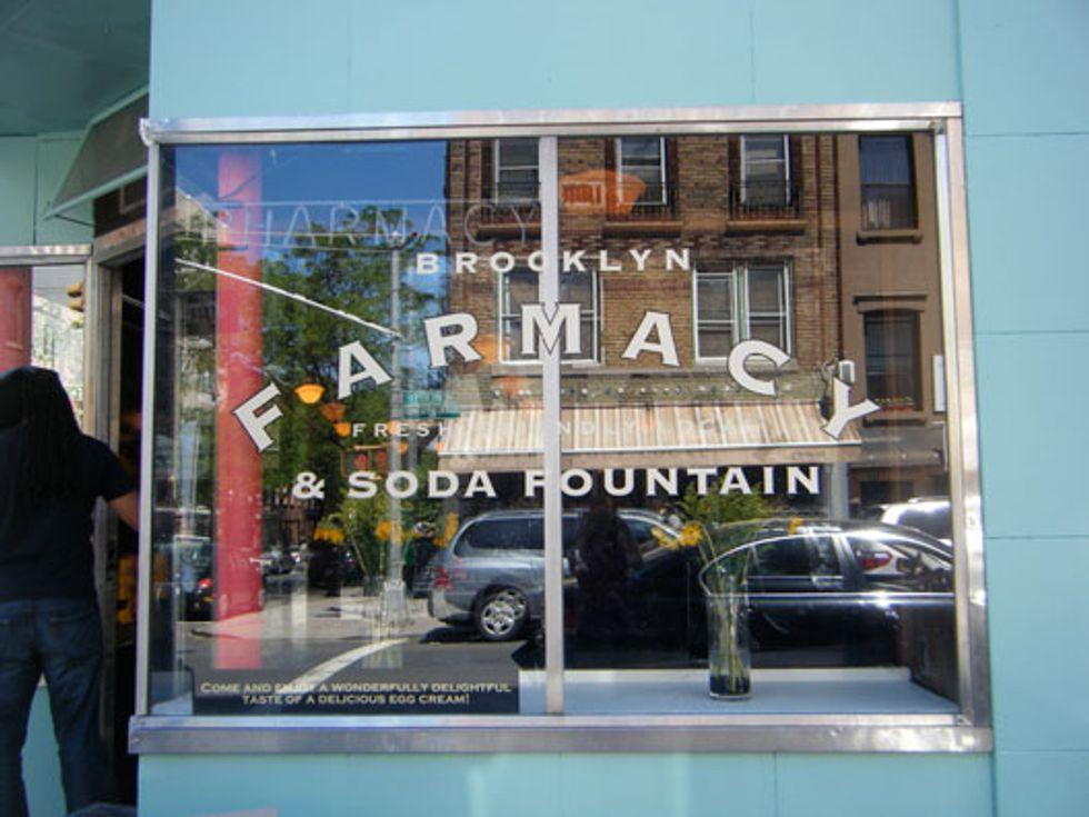 Restaurant of the Week: Brooklyn Farmacy & Soda Fountain
