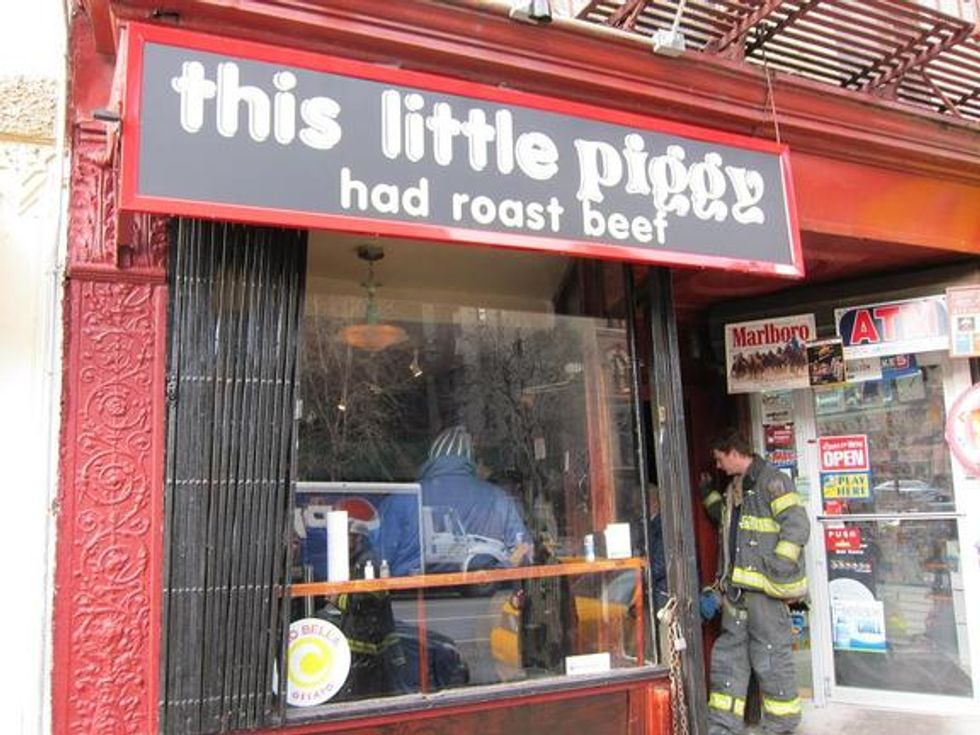 Restaurant of the Week: This Little Piggy Had Roast Beef
