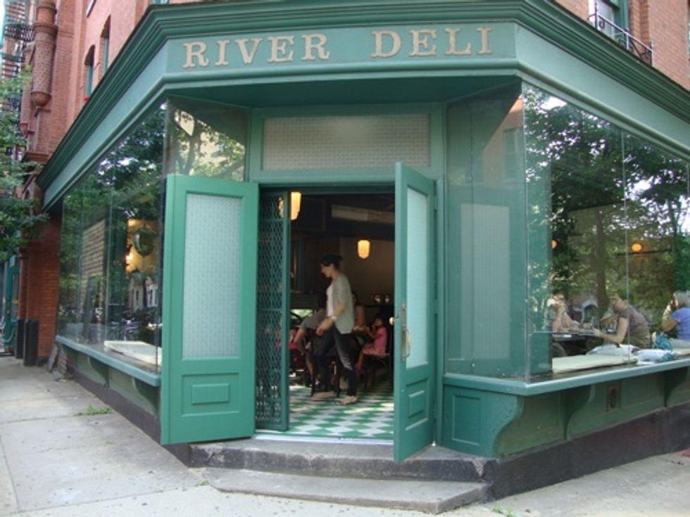 Restaurant Review: River Deli