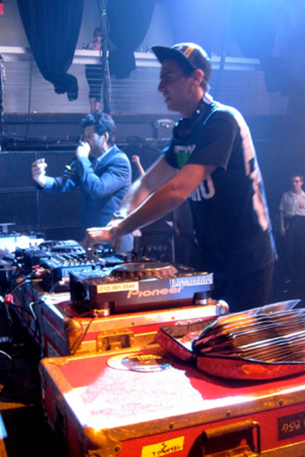 Major Lazer and Boys Noize Come Down 'Hard' on Terminal 5