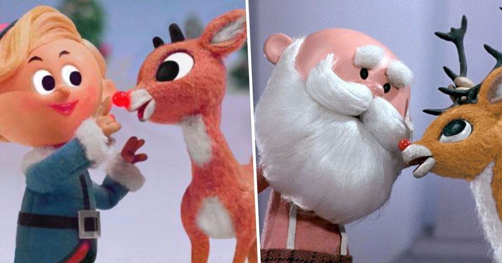 People Are Trying To Ban 'Rudolph the Red-Nosed Reindeer' for Its 'Disturbing Themes'