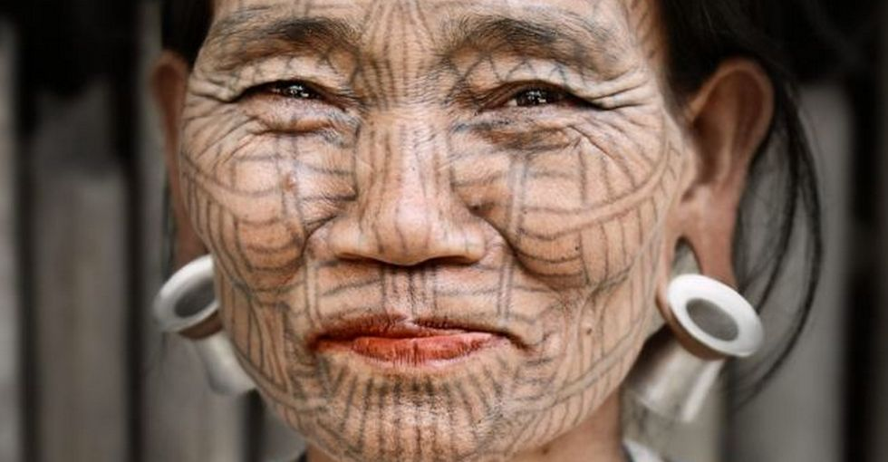 These Tribes Had a Very Good Reason to Tattoo Their Daughters' Faces
