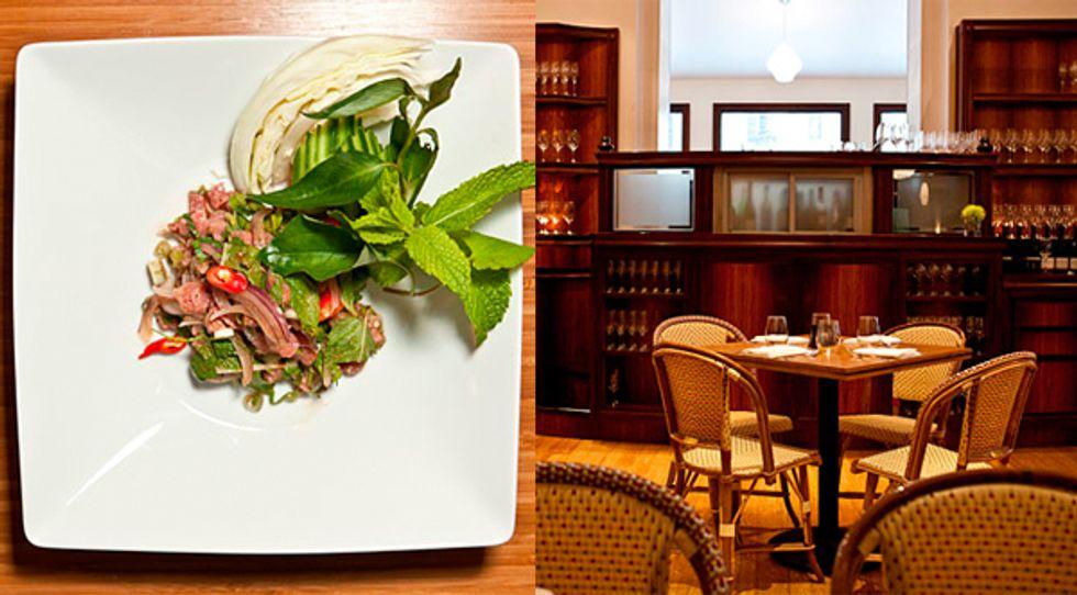 Restaurant Review: Lotus of Siam