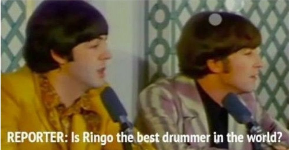 It turns out The Beatles had hilariously sarcastic senses of humor [20 pictures]