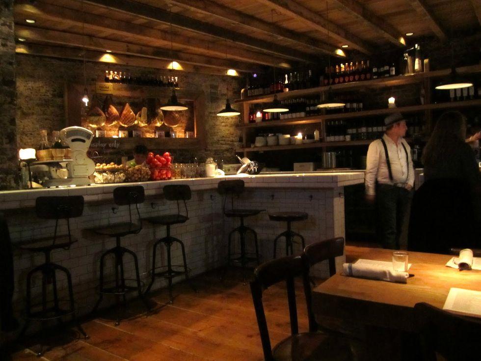 Restaurant Review: Aria