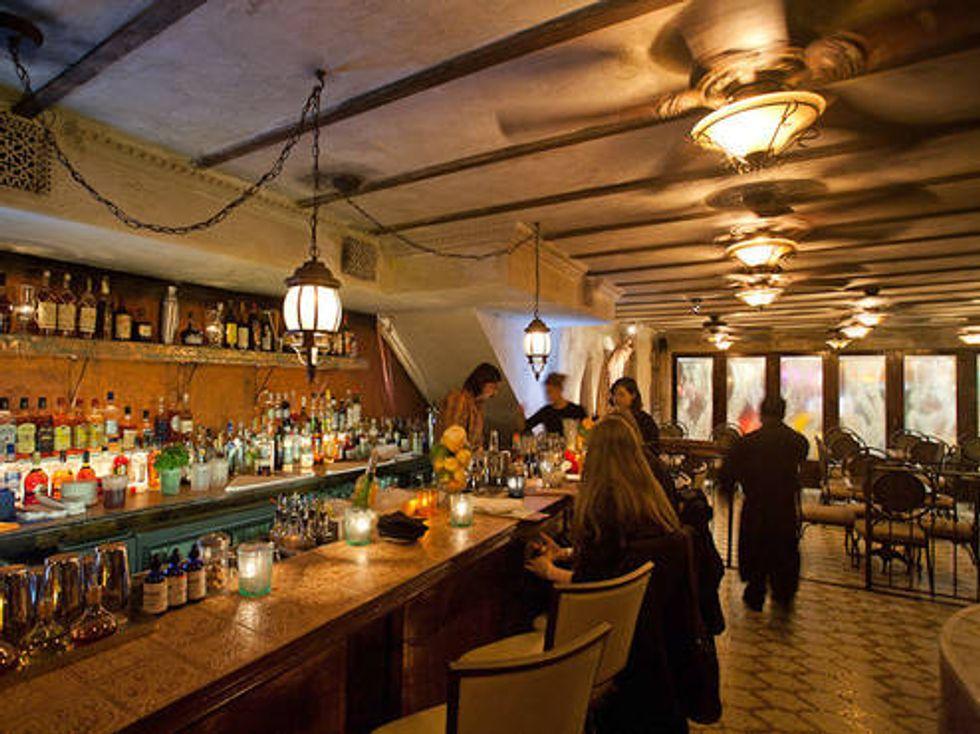 Bar Review: El Cobre