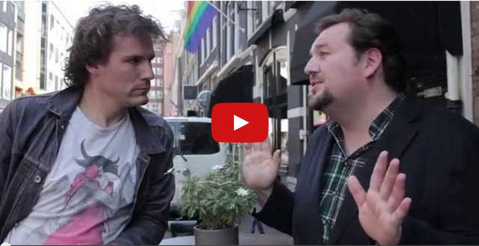 If gay guys talked to straight guys like straight guys talk to gay guys