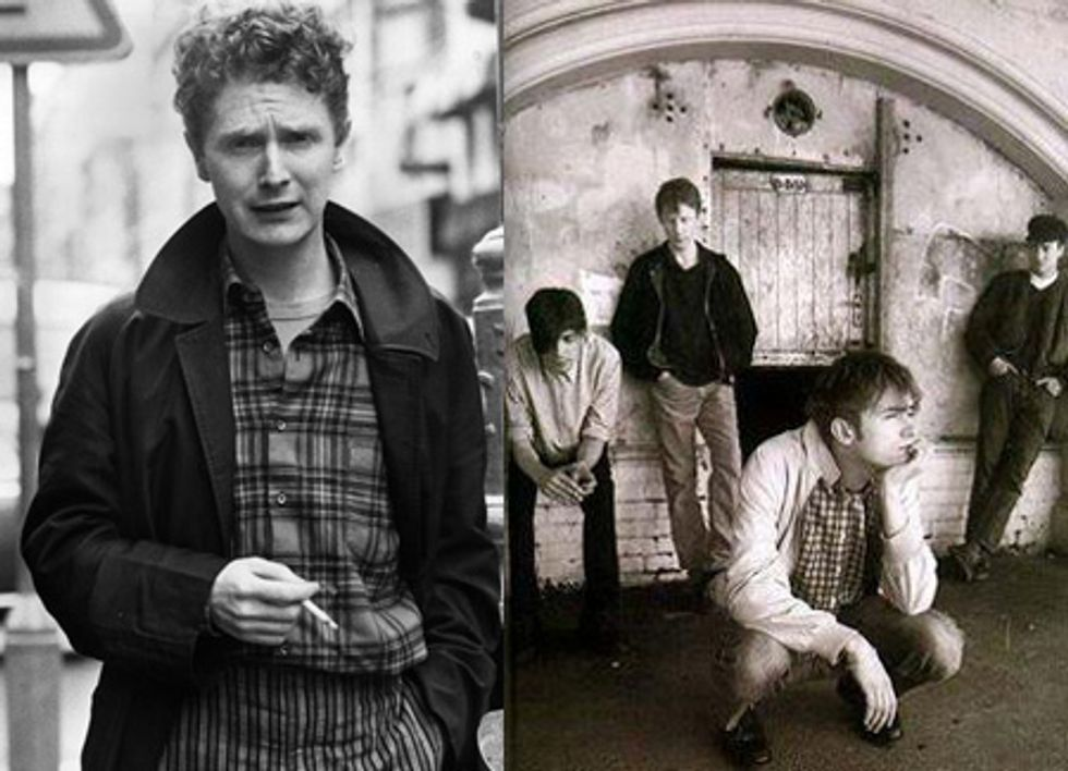 Eight Items or Less: Malcolm McLaren Tributes & The Return of Blur!