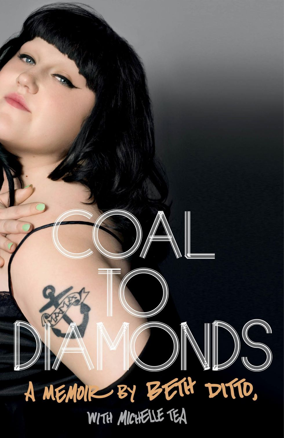 Beth Ditto's Coming Out With a Memoir!