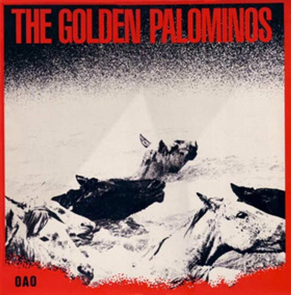 Electric Literature Resurrects The Golden Palominos!