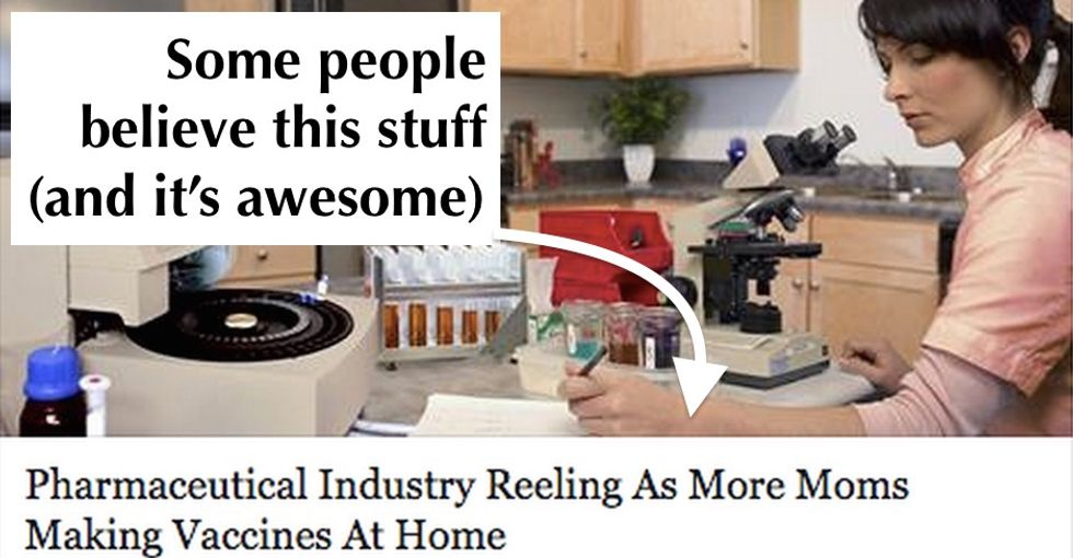 """These People Honestly Think """"The Onion"""" Is Real and They're APPALLED. It's Hilarious..."""