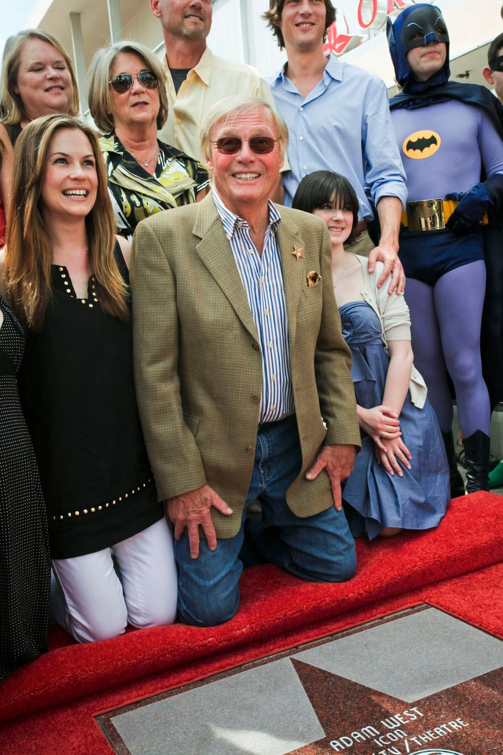 West Coast Report: Zap! Pow! Wham! A New Star for Adam West