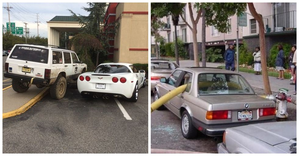 35 Hilarious Revenge Tactics from People Who Won't Tolerate Your Awful Parking Job
