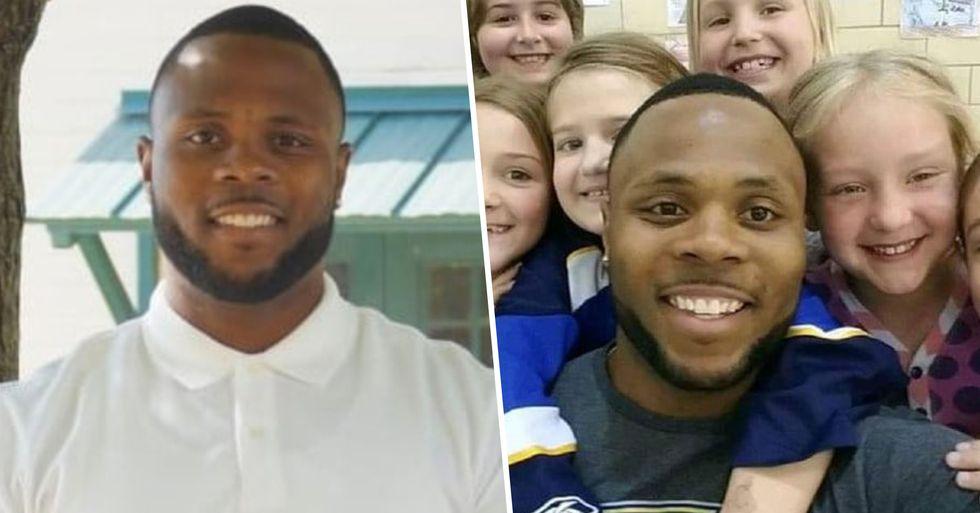Former Gang Member Named Missouri's Teacher of the Year