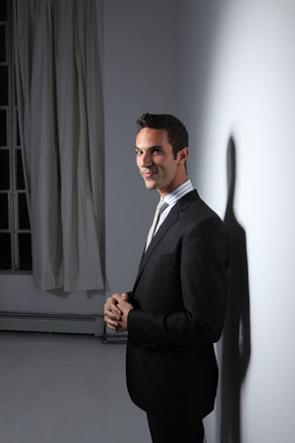 Extra Extra! More With NPR's Ari Shapiro from Our Beautiful People Issue
