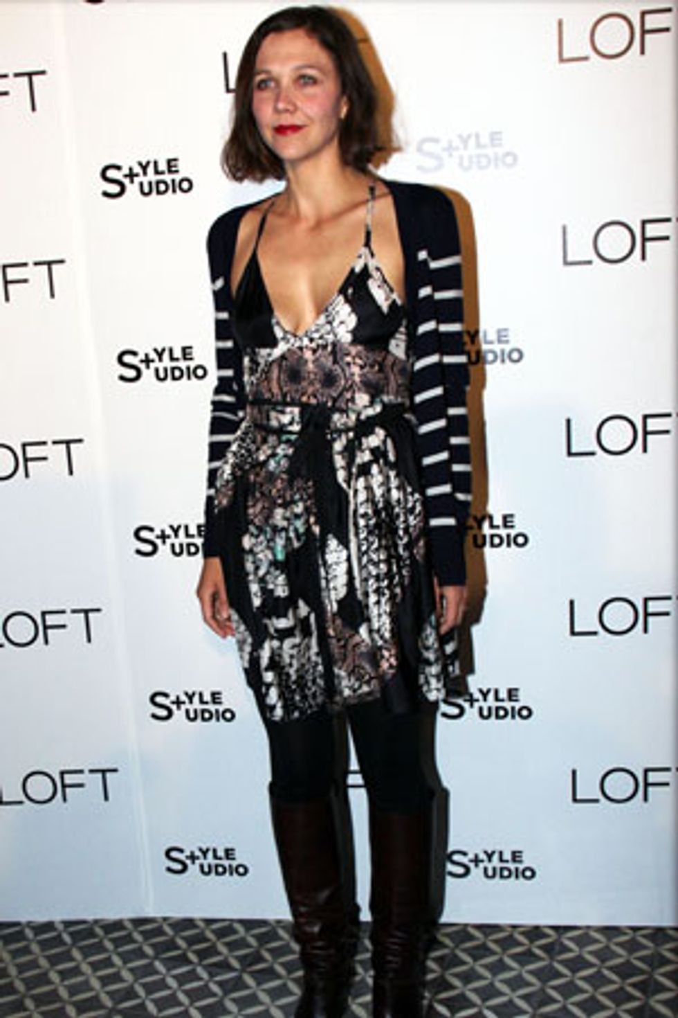 About Last Night... LOFT Style Studio Launch Party at the Bowery Hotel