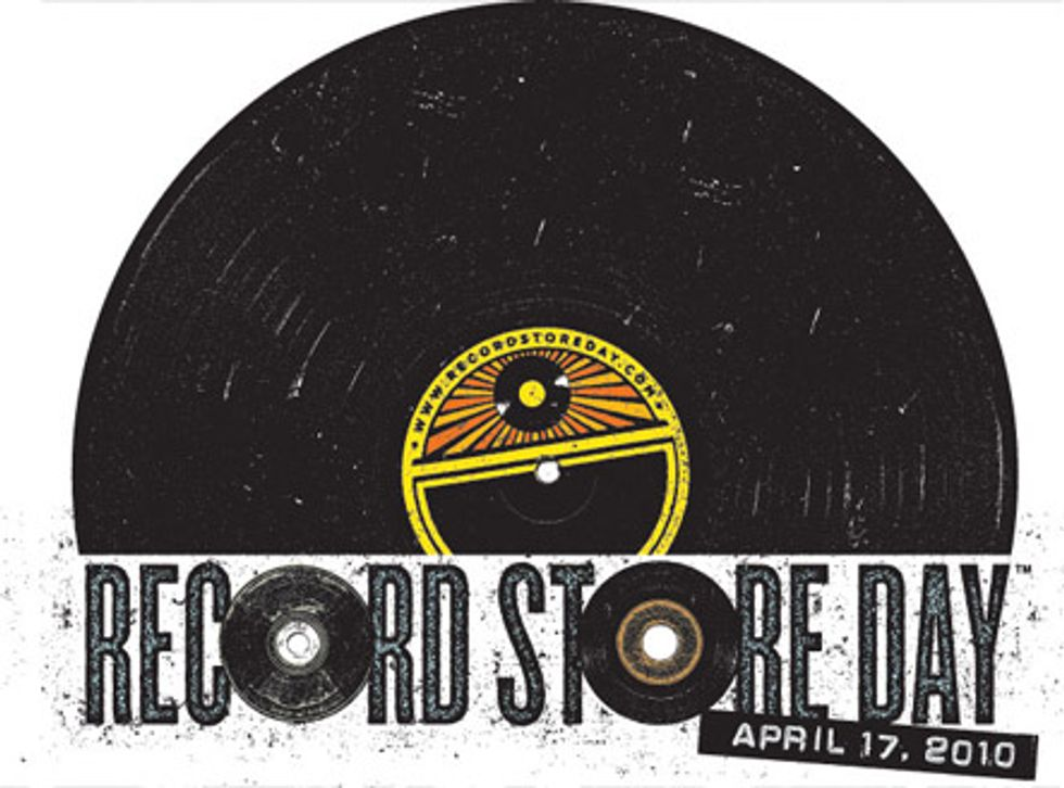 Here's To Tracks in Wax: Record Store Day is Tomorrow!