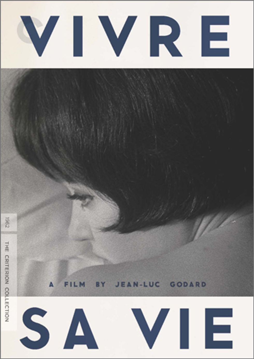 Godard's Vivre Sa Vie On Criterion DVD!