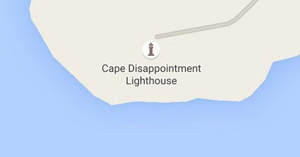 25 Places on Earth That Were Given Unfortunate Names