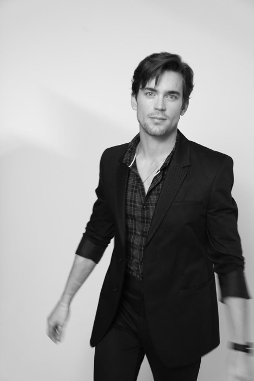 Extra Extra! More With Matt Bomer from our Beautiful People Issue