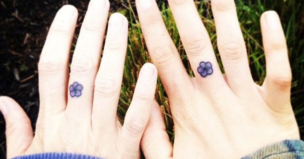 The Sweetest and Most Beautiful Mother-Daughter Tattoos You've Ever Seen