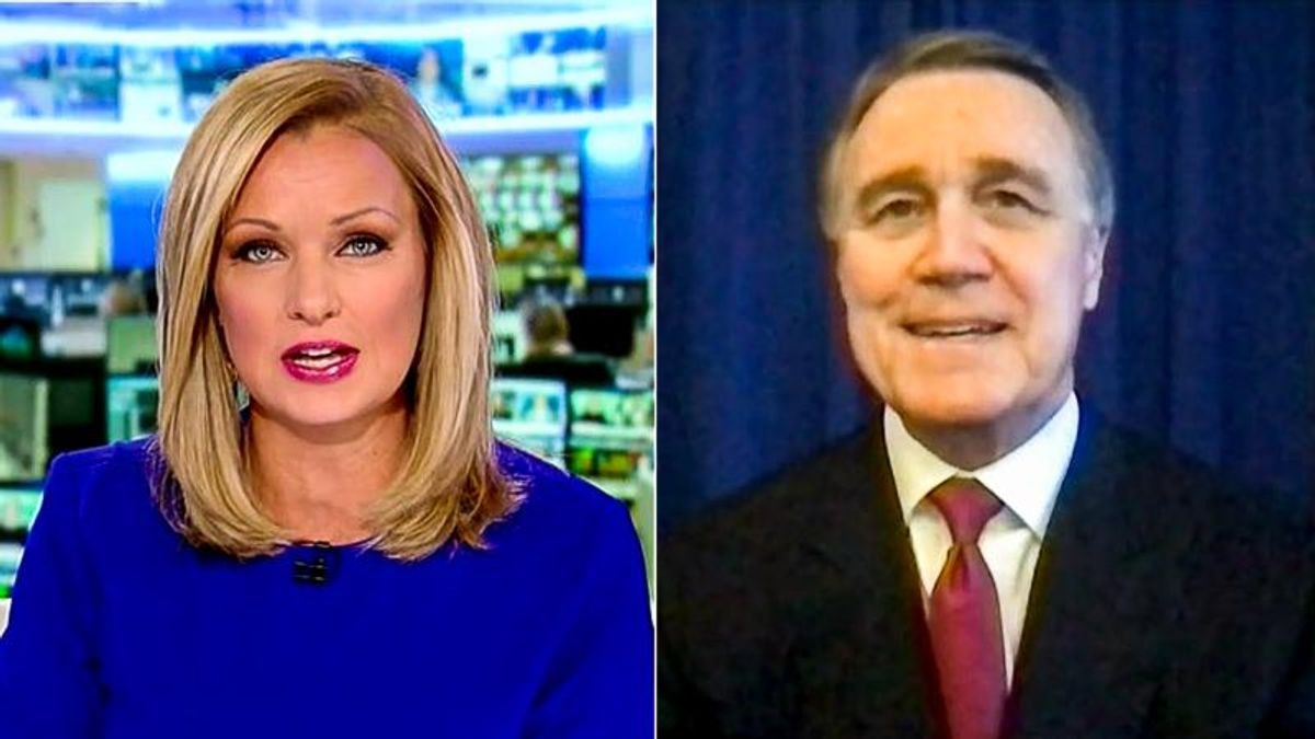 Fox News host confronts David Perdue for enabling Trump: 'The ballots in your state were counted three times'