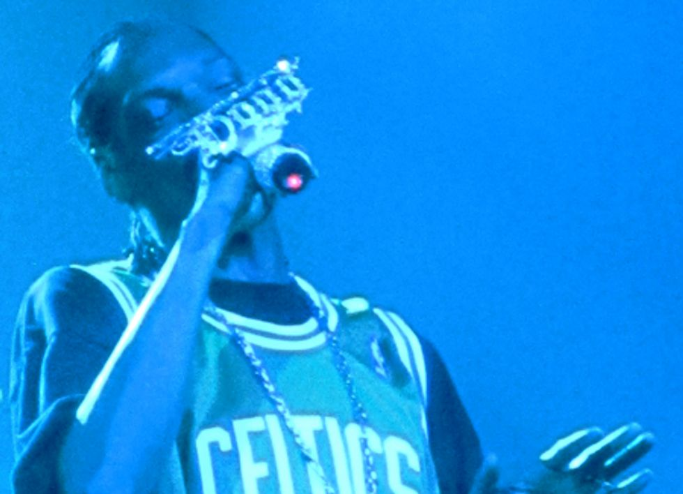 East Meets West: Snoop Dogg at Irving Plaza
