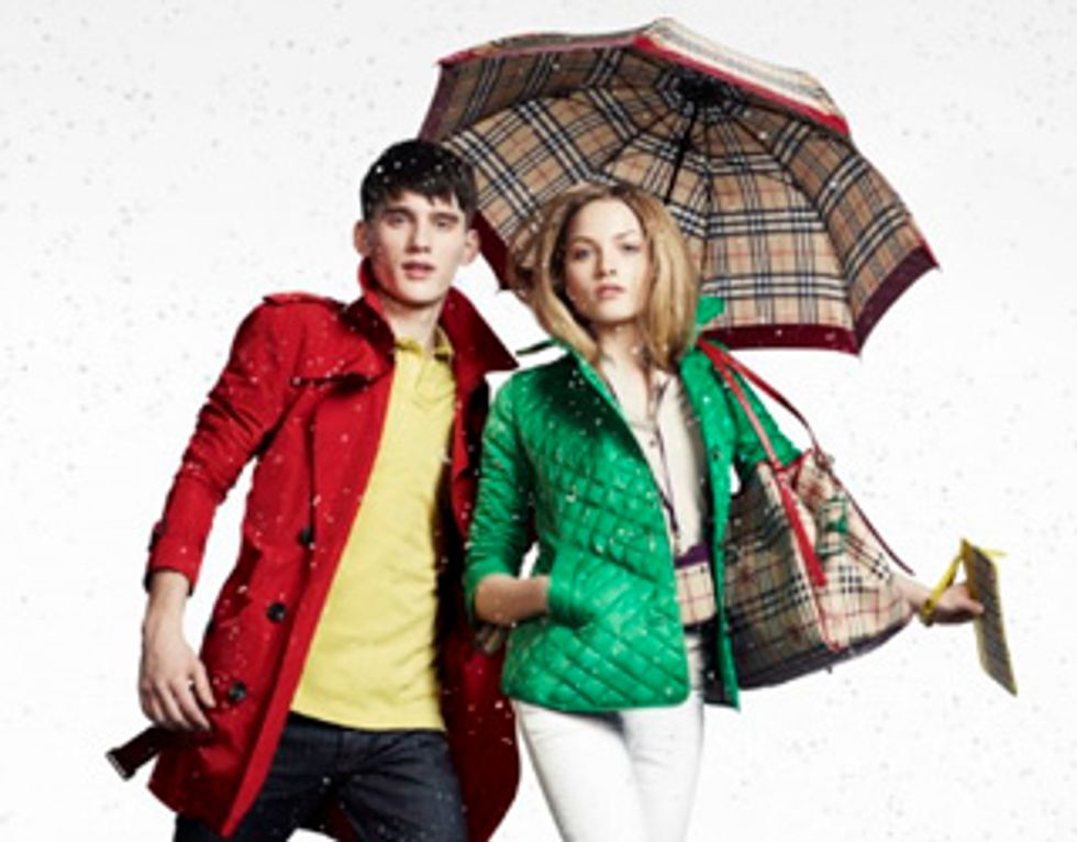 Burberry Brit: Don't Rain on my Parade