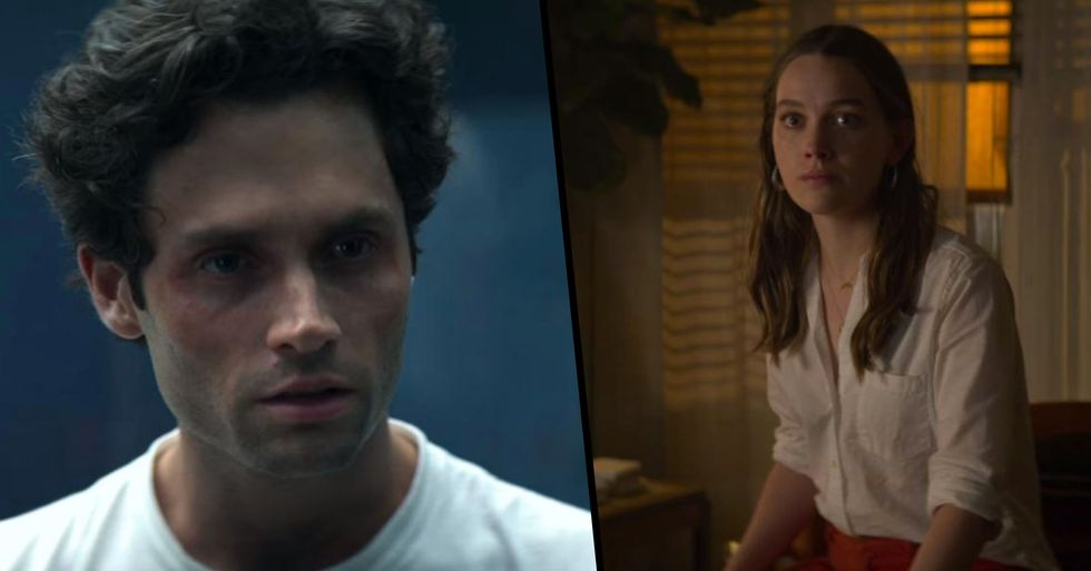 Fans Have a Theory About That Final Twist in 'You' Season 2