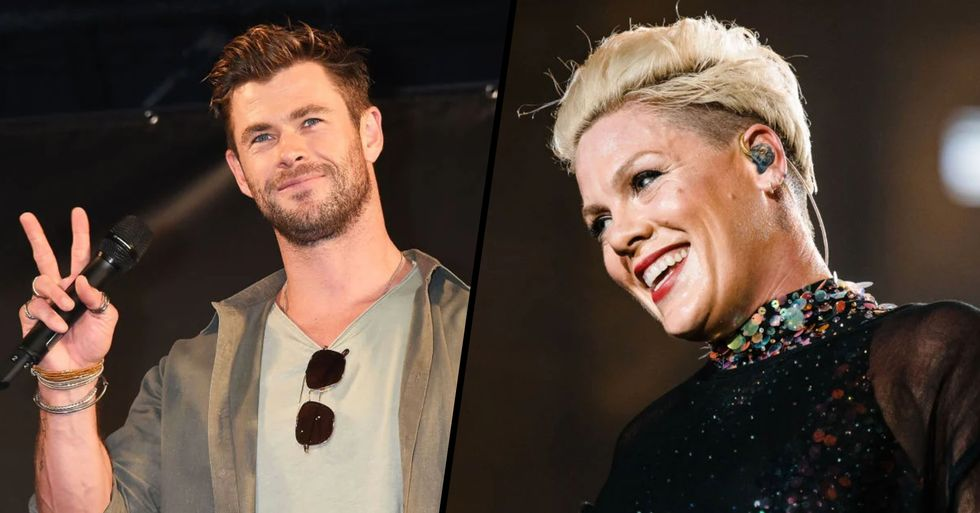 Celebrities Who Have Pledged Donations to Help Australian Fire Services Battling the Bushfires