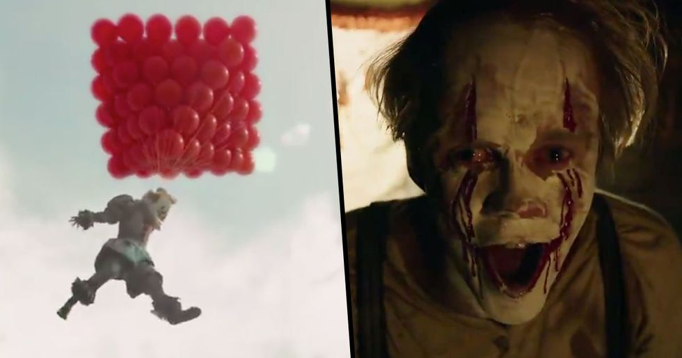 The New 'IT Chapter Two' Trailer Has Just Dropped and It's Terrifying