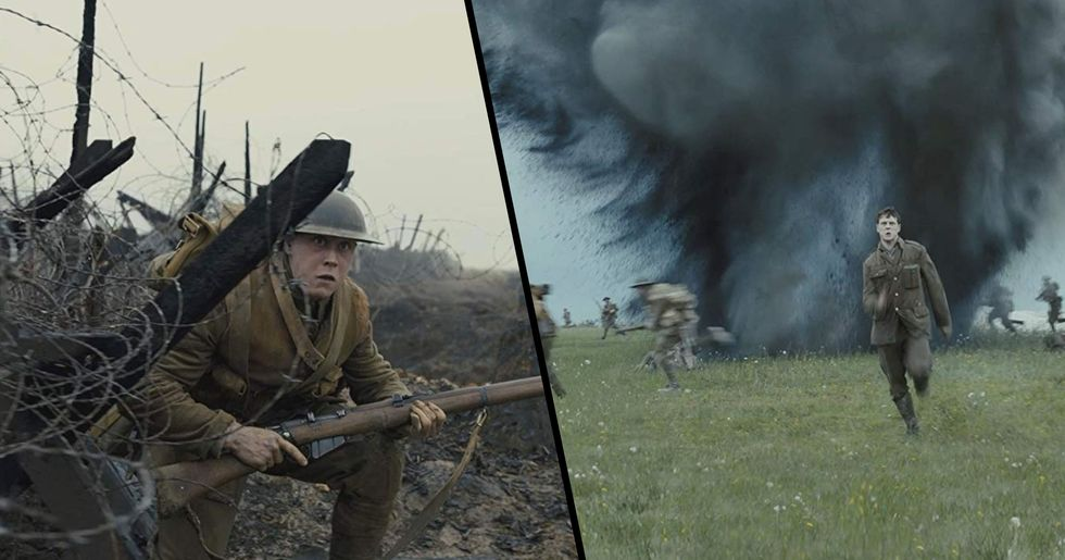 New WWI Movie '1917' Was Filmed To Appear As One Continuous Shot