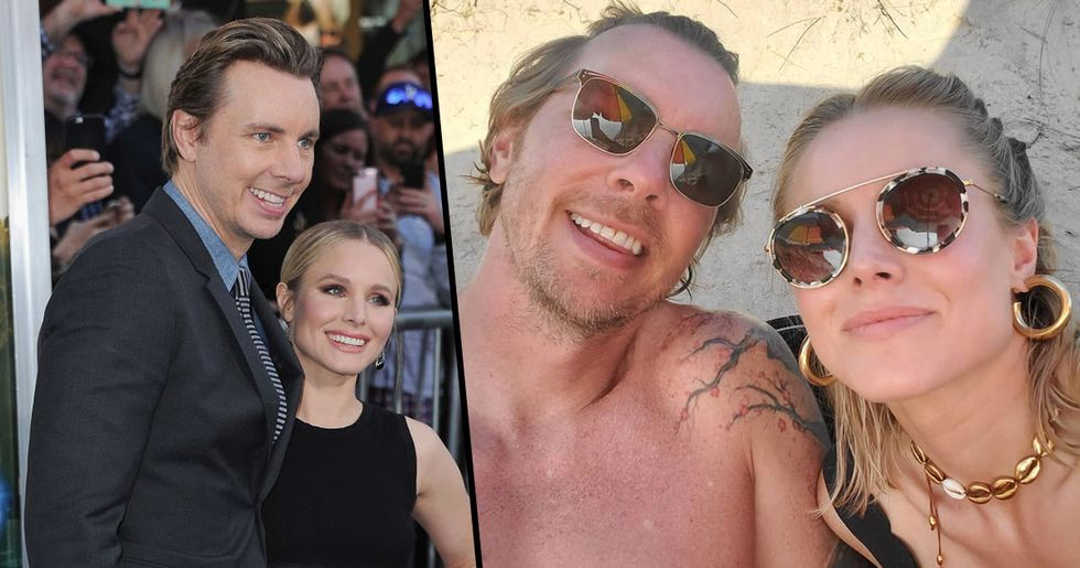 Kristen Bell and Dax Shepard Had the Perfect Response to Reports They Were Having Marriage Problems