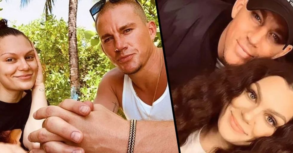 Channing Tatum and Jessie J Are Back Together
